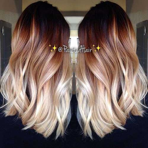 Latest Ombre Hairstyles for Women