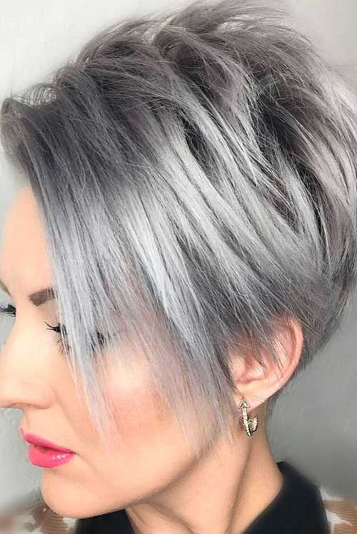 Layered Haircuts for Women-13