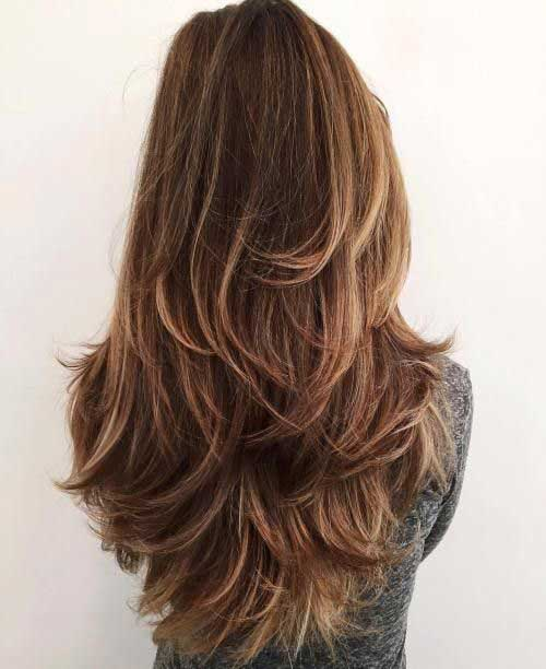 Layered Haircuts for Women-16