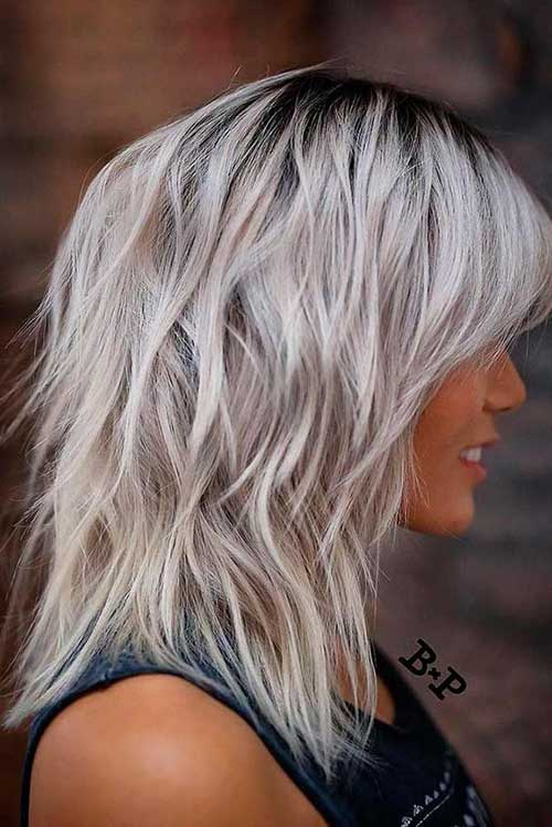 Layered Haircuts for Women-6