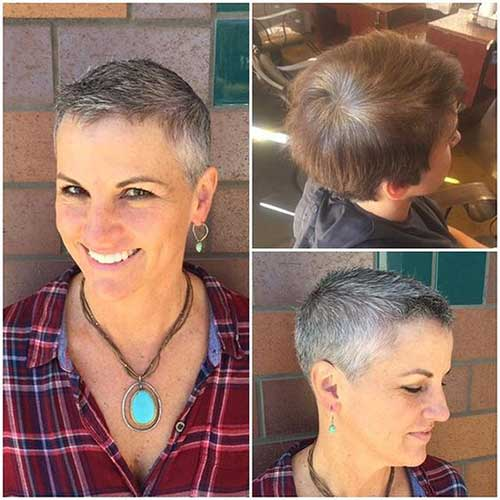 Short Pixie Haircuts for Women-8
