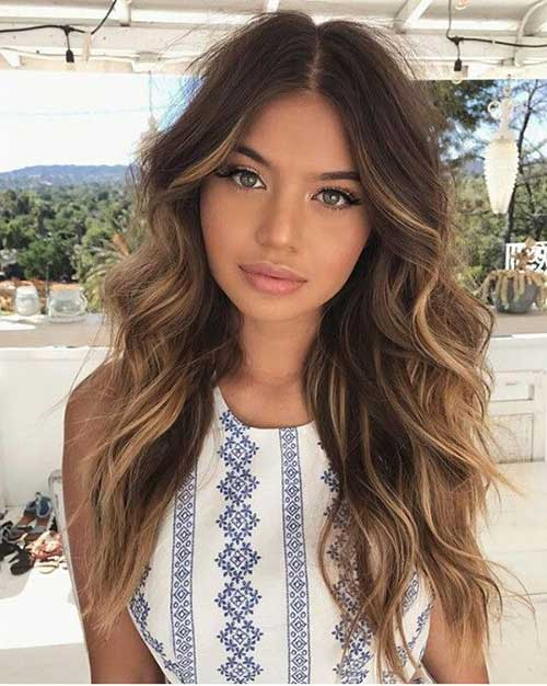 Wavy Hair Styles-8