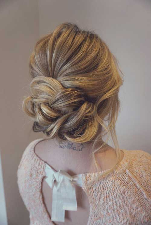 Updo Hairstyles-9