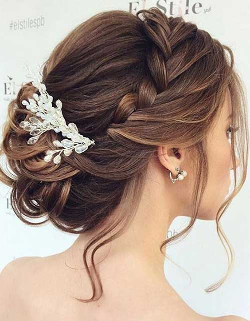 Wedding Updos for Ladies-9