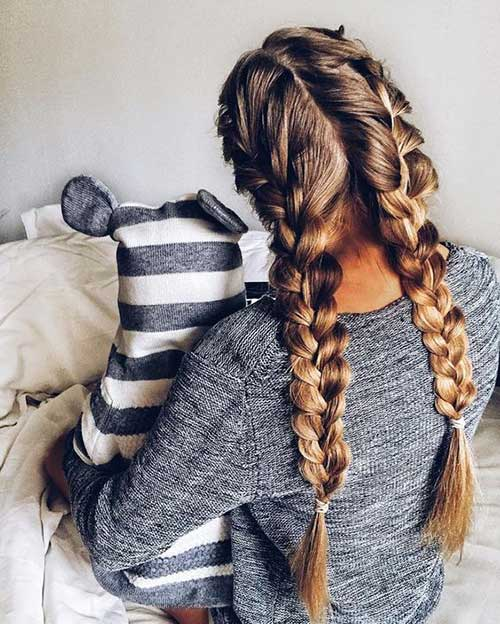 Braided Hairstyles You Should See