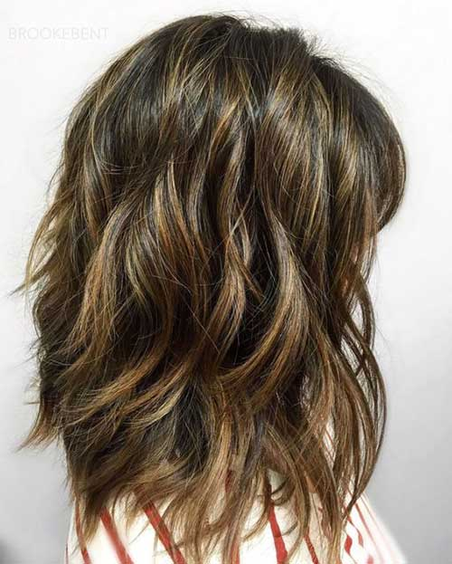 Latest Layered Haircuts for Women