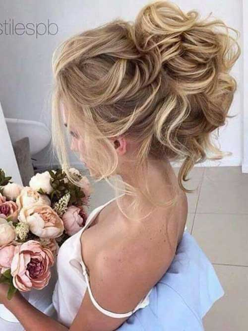 Special Updo Hairstyles