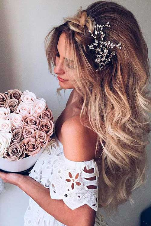 Wedding Updos for Ladies