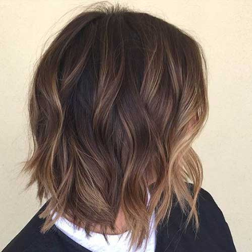 Soft Wavy Bob Hairstyles-13