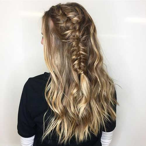 Half Braided Hairstyles-15