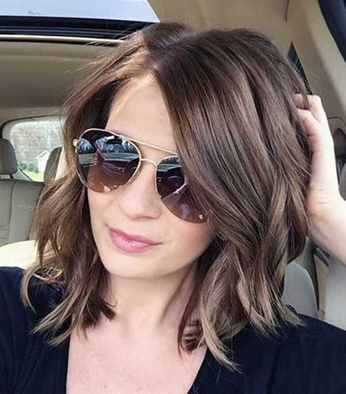 Latest Soft Wavy Bob Hairstyles Hairstyles And Haircuts