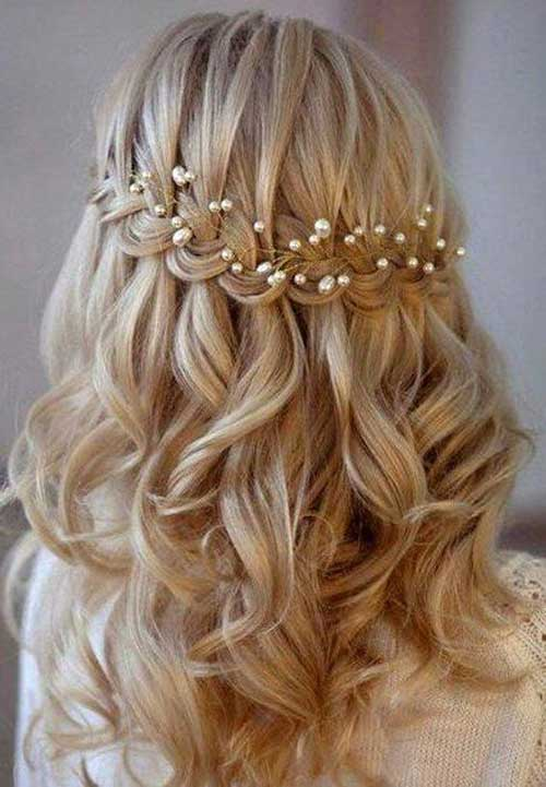 Half Braided Hairstyles-8
