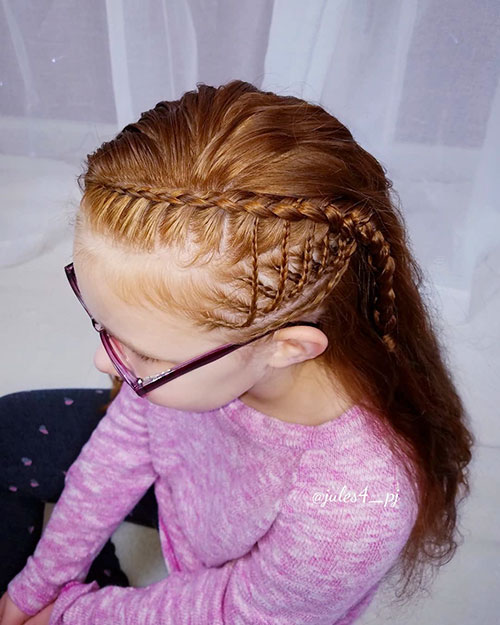 Braided Hair For Girls