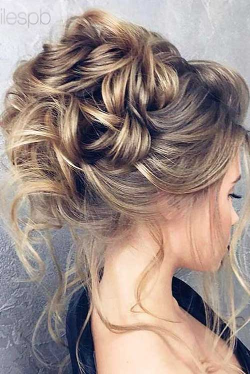 Bridal Updos for Long Hair-10
