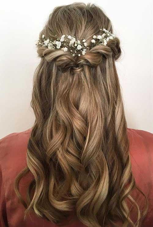 Bridal Updos for Long Hair-12