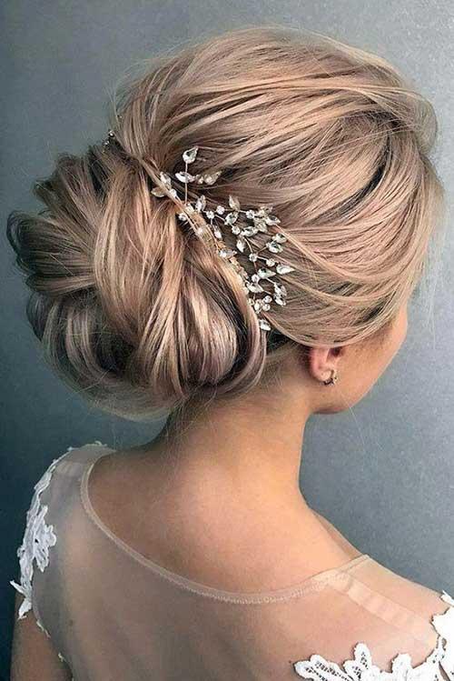 Bridal Updos for Long Hair-13