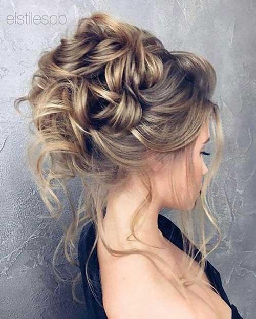 Bridal Updos for Long Hair-15
