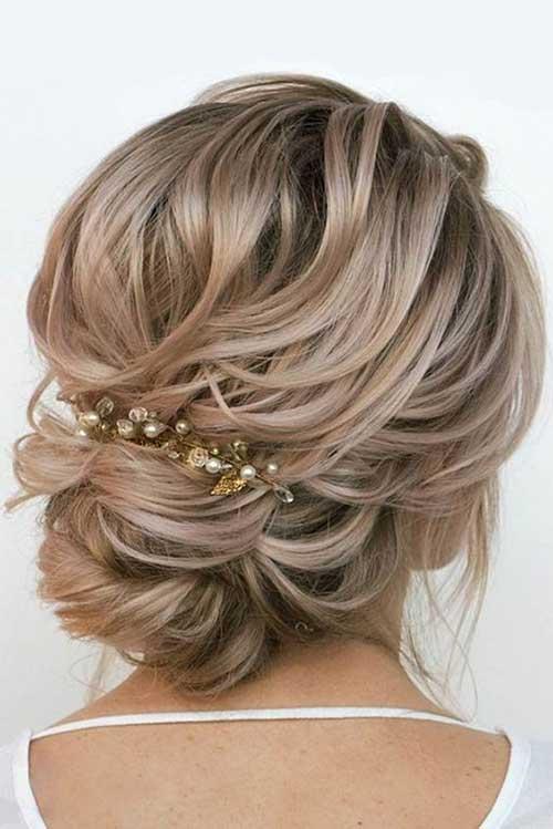 Bridal Updos for Long Hair-16