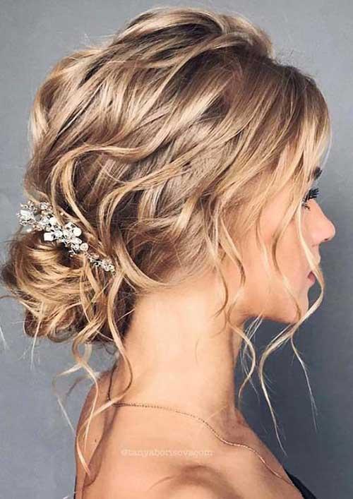 Bridal Updos for Long Hair-17