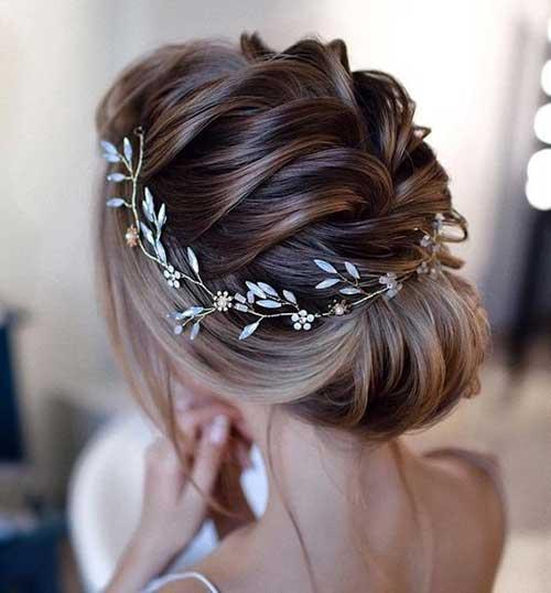 Bridal Updos for Long Hair-19