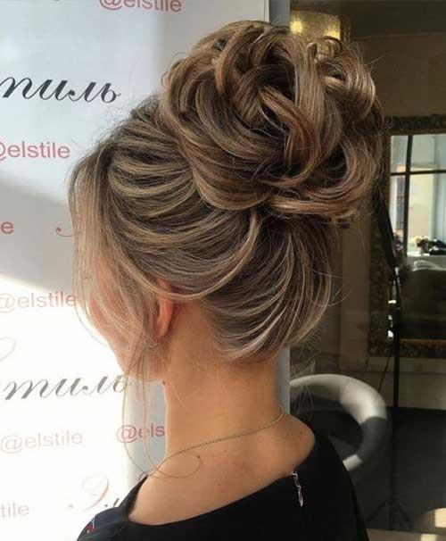 Bridal Updos for Long Hair-6