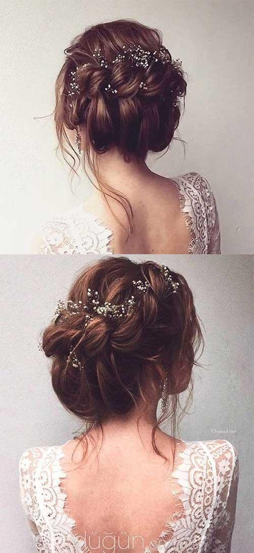 Bridal Updos for Long Hair-8