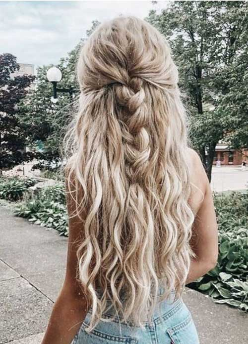 Long Curly Hairstyles for Women-8