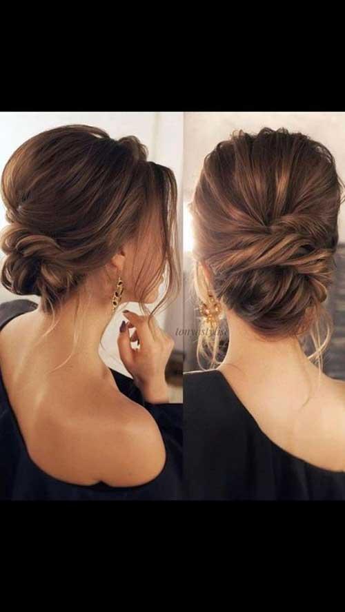 Bridal Updos for Long Hair-9
