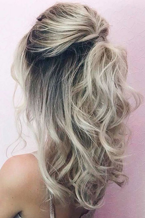Medium Hairstyles for Women-10