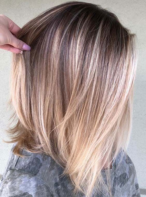 Medium Hairstyles for Women-11
