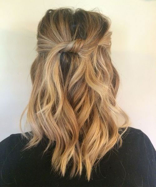 Medium Hairstyles for Women-14