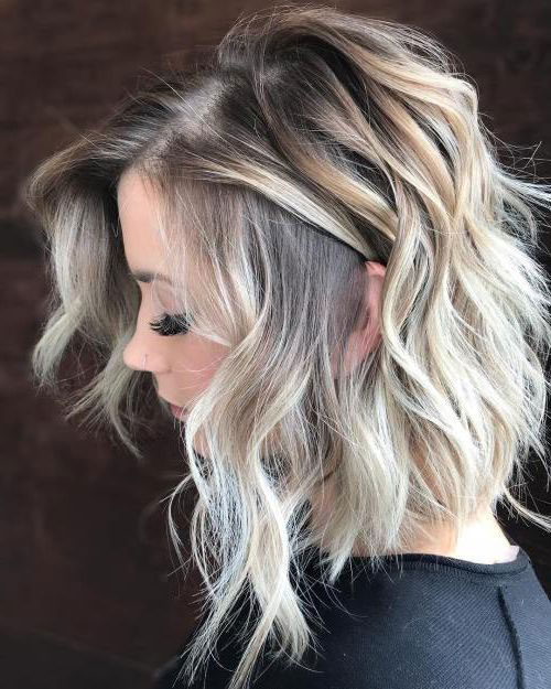 Medium Hairstyles for Women-16