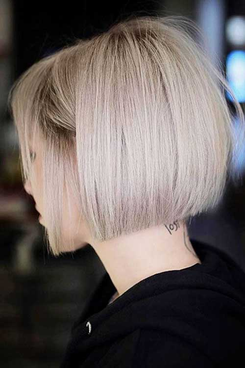Short Straight Hair Cut Ideas You Ll Love Hairstyles And
