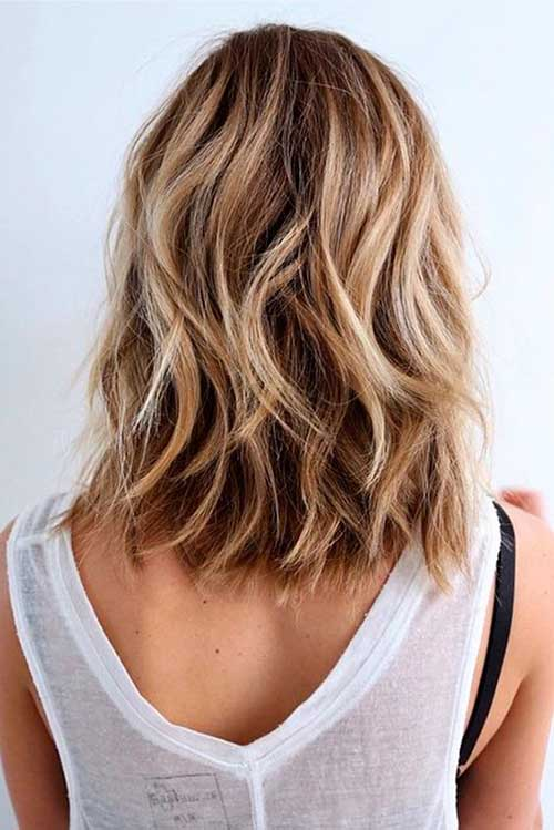 Wavy Hair Blonde Highlights-16