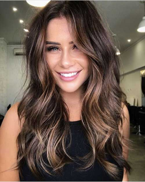 Best Wavy Hair Highlights For Chic Ladies Hairstyles And