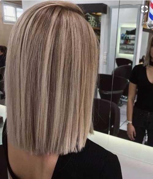 Straight Short Hair Styles-20