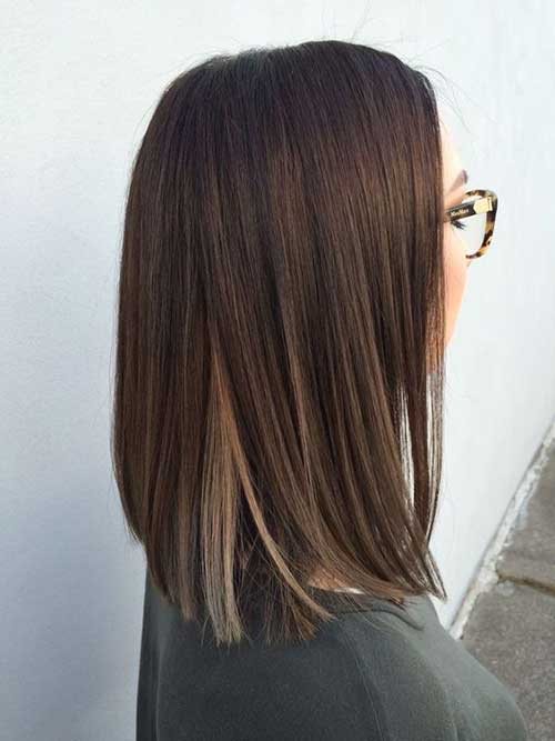 Short Straight Hair Cut Ideas You will Love