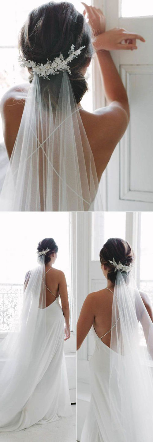 Wedding Hair Bun-11