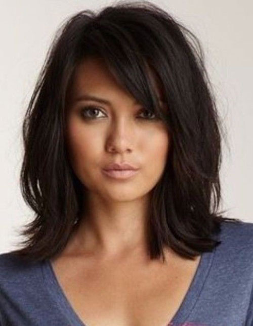 Medium Length Hairstyles-12