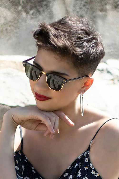 Pixie Hairstyles 2019-12