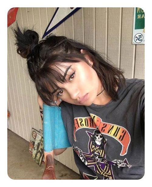 Hairstyles W Bangs-13