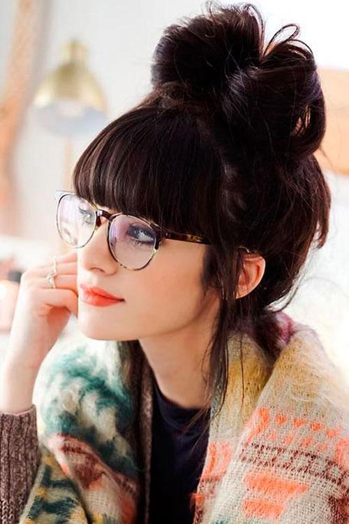 Hairstyles W Bangs-17