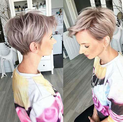 Pixie Hairstyles 2019-18