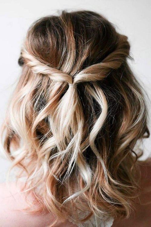 Medium Length Hairstyles-19
