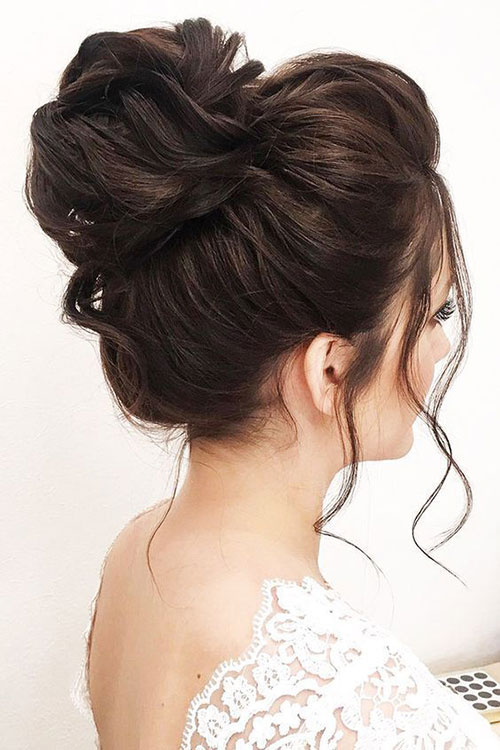 Wedding Hair Bun-19
