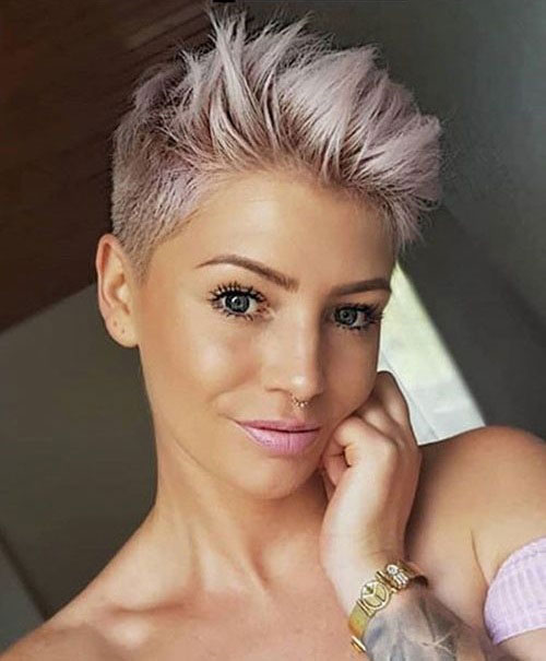 Pixie Hairstyles 2019-20