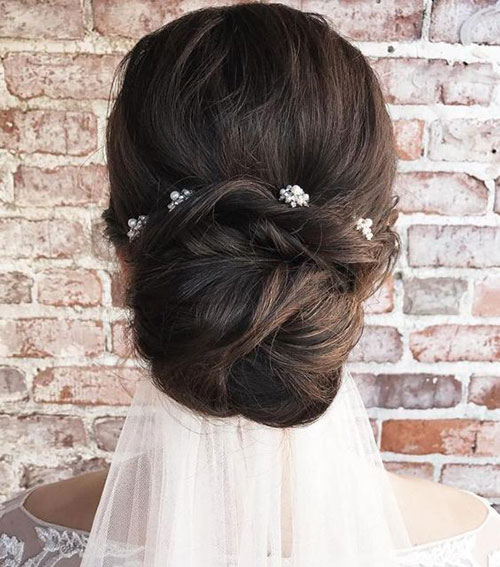 Wedding Hair Bun-20