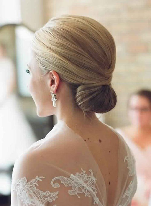 Wedding Hair Bun-21