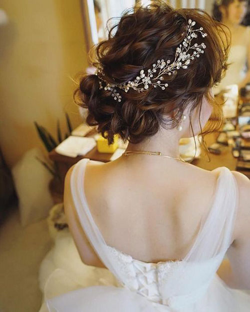 Wedding Hair Bun-23