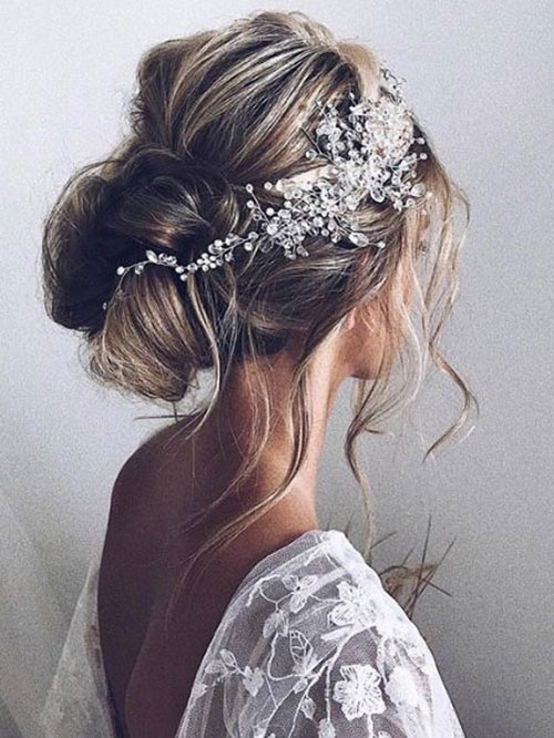 Wedding Hair Bun-24